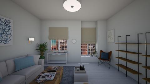 living room - by SofiaMa
