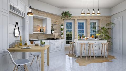 Kitchen - Kitchen - by Twilight Tiger