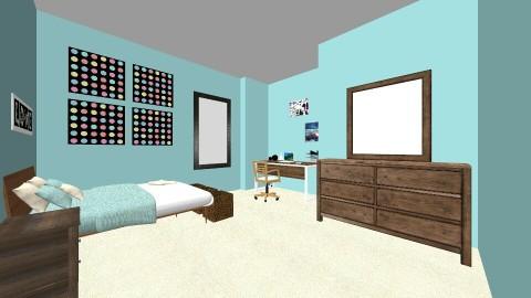 Lara Bedroom - Bedroom - by kylig0419