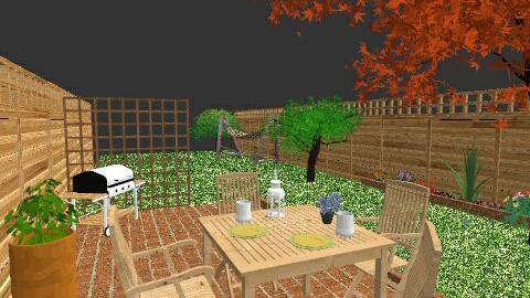 garden - Modern - Garden - by Cathygora