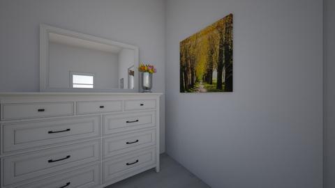 Rachels Bedroom - Bedroom - by Baller Foster