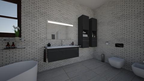 Bathroom - Bathroom - by Natalia170808