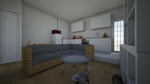 living room  - Minimal - Living room - by jademelissa