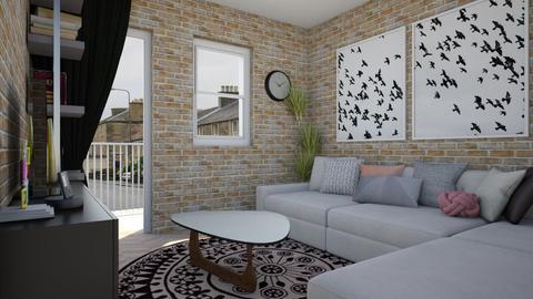 lvn r - Modern - Living room - by its_eima