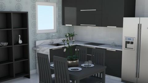 Cool Kitchen - Kitchen - by GylfiThorSigurdsson