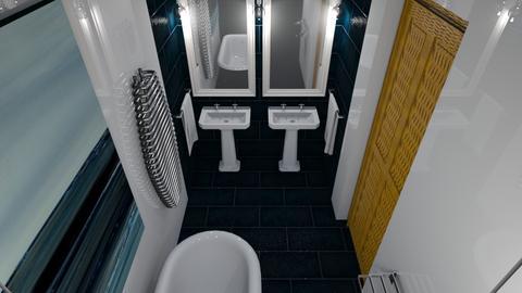 bathroom - by monika_design_interior