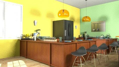 Dream Kitchen - Classic - Kitchen - by Dani Emmet