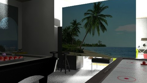 david's dream classroom - Classic - Office - by david12345