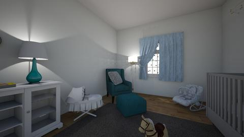 decija soba - Kids room - by Hilda Ni
