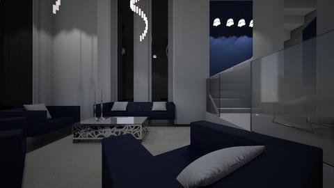 Royal - Modern - Living room - by XiraFizade