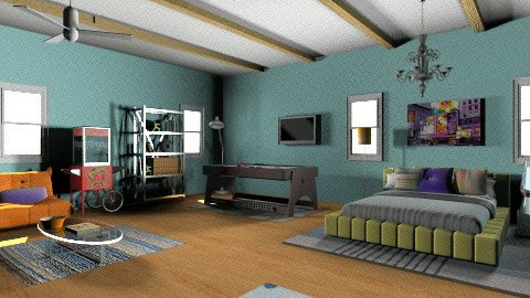 dreams - Modern - Bedroom - by mpy1999