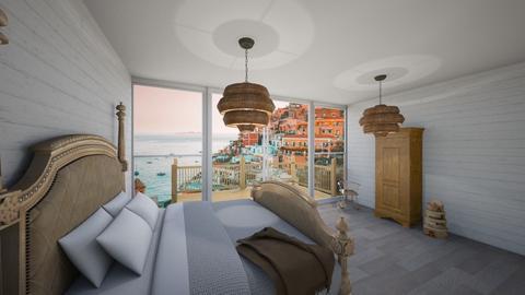 non modern - Bedroom - by blue firebolts