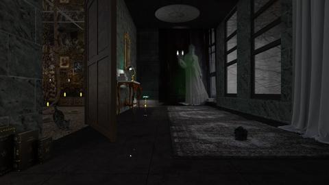 Halloween - by ariema