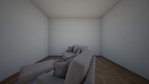 Cozy almost - Living room - by Galaxy Warrior
