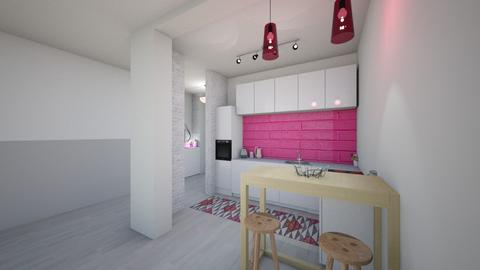 29012020 - Kitchen - by chaimae saidoun