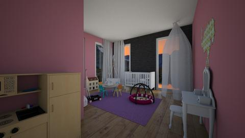 kids room - Kids room - by ikurt05