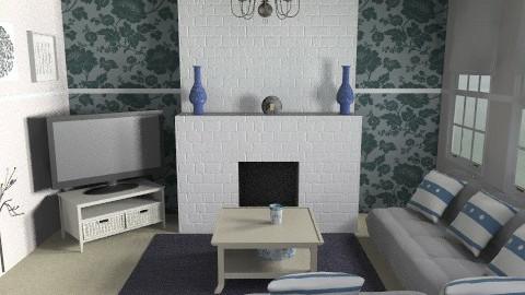 plain - Modern - Living room - by AmyMcGrane