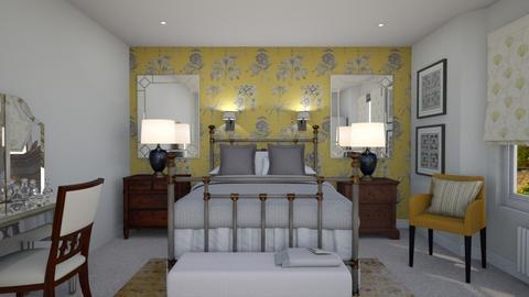 Bedroom - by CAD Service UK