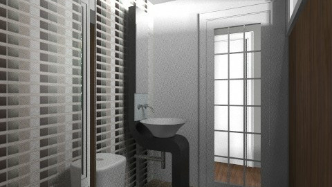 nibiru 500 - Minimal - Bathroom - by domuseinterior