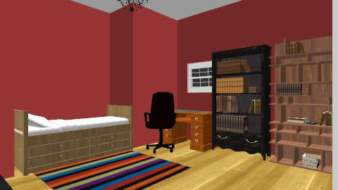Amy Jonas - Rustic - Bedroom - by gecko4537