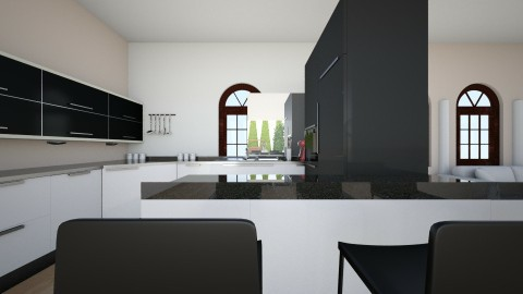 Family House - by ilkivyuliya
