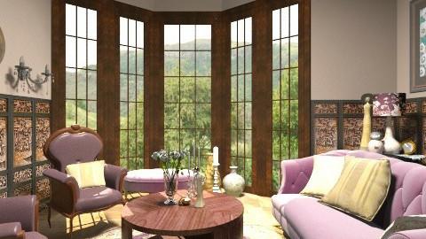 Boheme - Eclectic - Living room - by Tuija