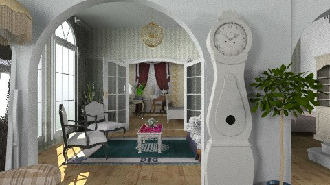 Grand room2 - Rustic - by milyca8