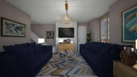 Inspiration Living Room - by Tainaraa