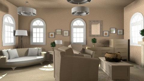 Ash Day Room - Feminine - Bedroom - by Mary Lee