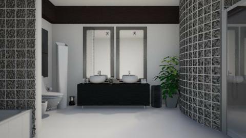 LargeBath - Modern - Bathroom - by Nard8A