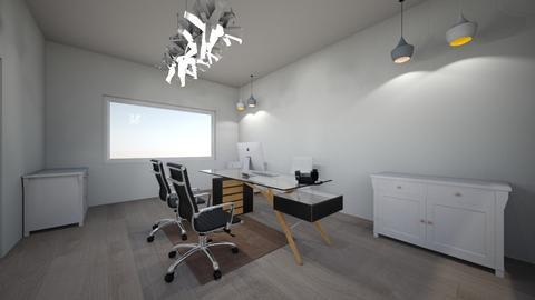 INTEK proiektua - Office - by Unax Urrutia