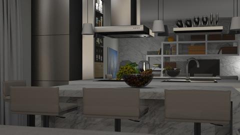 Chic - Kitchen - by seth96