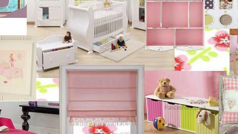 girls nursery - Kids room - by tricky vampire