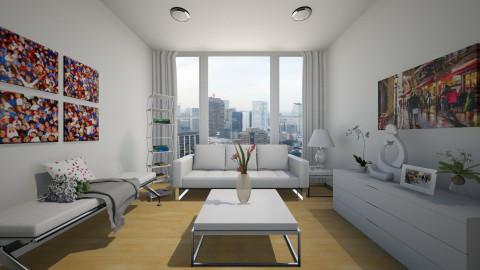 Ann - Minimal - Living room - by Anna Wu