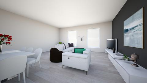 living room2 - Living room - by calli design