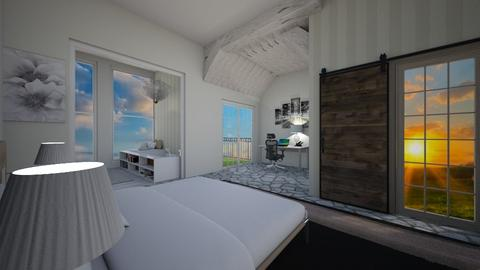 No idea - Bedroom - by sissybee