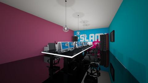 slam - by Sonjak555