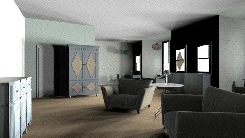 Bedroom - Bedroom - by aubriella