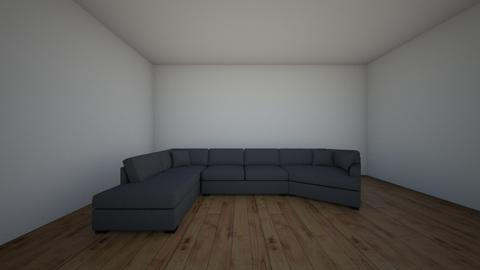 guest - Living room - by rickglassinteriors