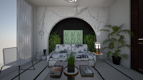 Eco  - Living room - by timeandplace