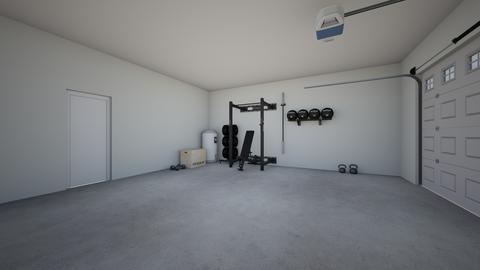 2 Car Garage Template - by rogue_5a8a3bb12e2ff01647fac1a210783