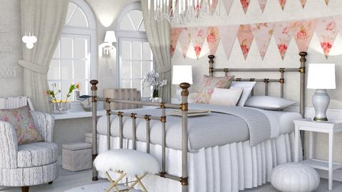 Shabby Chique Bedroom - Bedroom - by millerfam