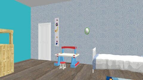 boys room - Kids room - by crobinson325