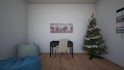 lalala - Bedroom - by ally cat