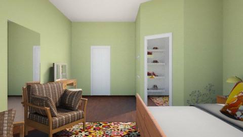 Meu canto - Bedroom - by JeSou