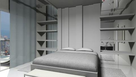 Hotel room - Bedroom - by maribeiro