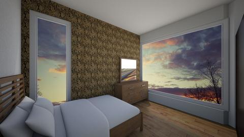 bedroom 1 - Bedroom - by Dennkka