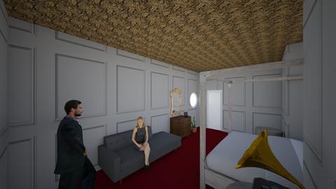 matts room 1 - Bedroom - by matthewlindenhofen