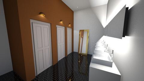 Hotel Bathroom - Bathroom - by crescentinteriors
