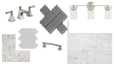 Hughston Guest Bathroom - by lesliemcollier